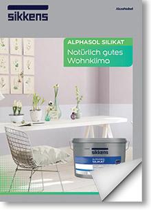 alphasol silikat broschuere d