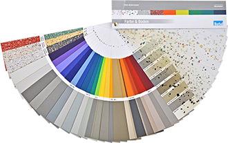 herbol profi-circle farbfaecher farbe boden 330