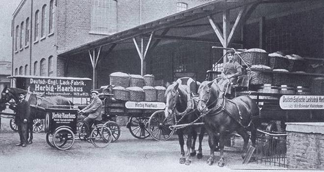 herbig haarhaus 1890