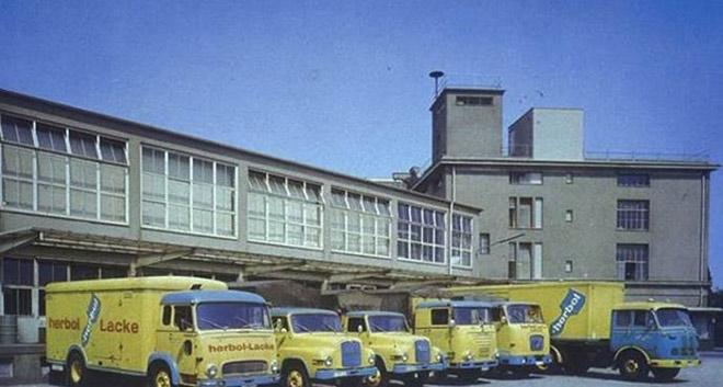 herbig haarhaus 1950