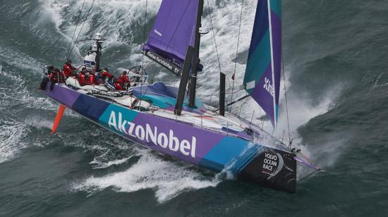 ocean volvo race 1